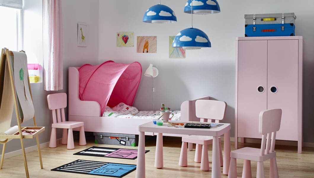 Artist studio by day cosy cocoon by night ikea turkey - Ekia furniture ...