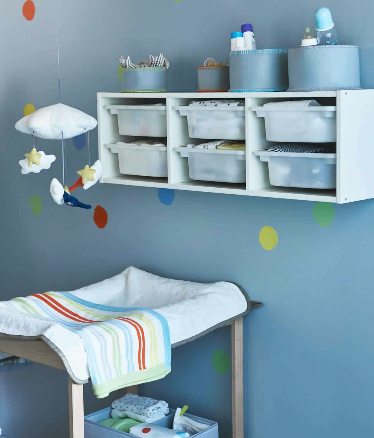 Nursery Décor For The Grown Ups: A Baby Room Made For Growing Up