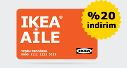 IKEA Aile Kart