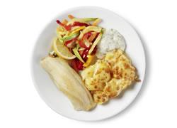Sebzeli&Somon Fümeli Dil Balığı Dolması