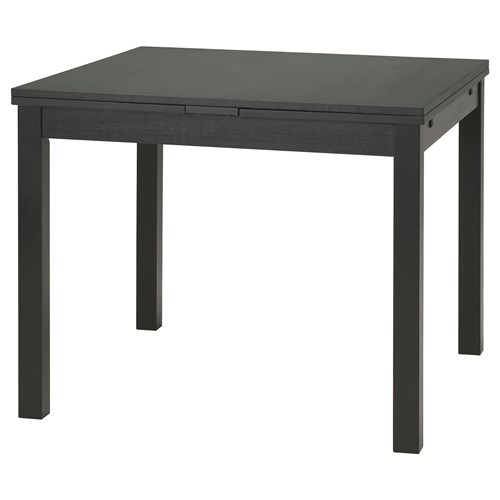 Bjursta a labilen yemek masas venge 90 129 168x90 cm for Table extensible quadrato