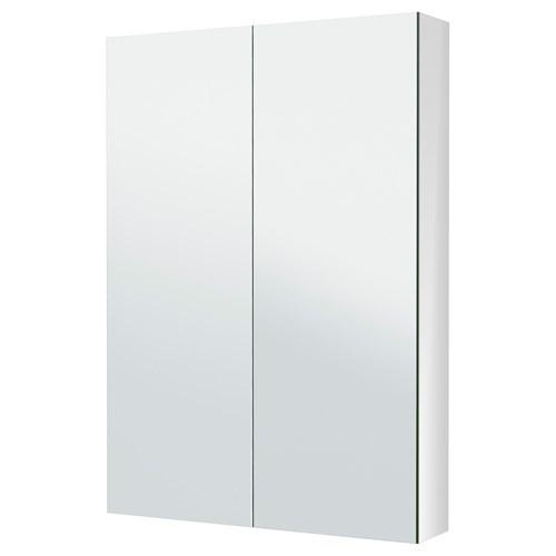 godmorgon mirror cabinet white 80x14x96 cm ikea bathroom. Black Bedroom Furniture Sets. Home Design Ideas