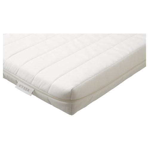 vyssa snosa bebek yata beyaz 60x120 cm ikea ikea ocuk. Black Bedroom Furniture Sets. Home Design Ideas