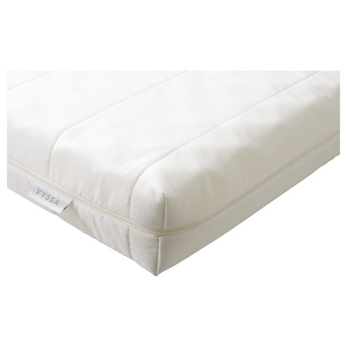 vyssa snosa uzayabilen ocuk yata beyaz 80x200 cm ikea. Black Bedroom Furniture Sets. Home Design Ideas