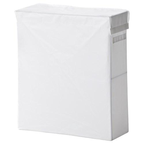 Skubb Laundry Bag White 80 Lt Ikea Storage Solutions
