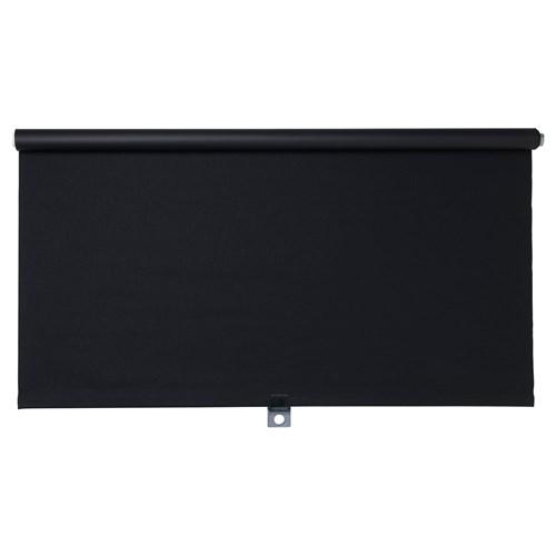Tupplur roller blind black 140x195 cm ikea home textile for Tupplur rollo