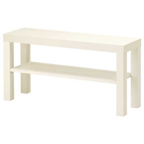 Lack tv sehpas beyaz 90x26x45 cm ikea tv dolap sistemleri - Ikea muebles auxiliares dormitorio ...