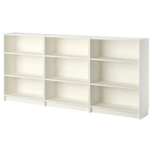 billy kitapl k beyaz 240x106x28 cm ikea kitapl klar ve raflar. Black Bedroom Furniture Sets. Home Design Ideas