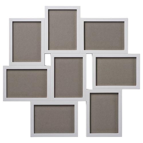 Vaxbo kolaj er eve beyaz 13x18 cm ikea ev dekorasyonu - Portafoto da parete ikea ...