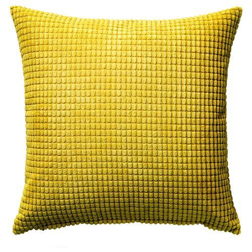 gullklocka minder k l f sar 50x50 cm ikea ev tekstili. Black Bedroom Furniture Sets. Home Design Ideas