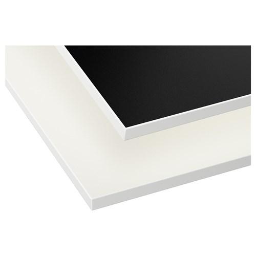 Gottskar Worktop White Black 246x1 8 Cm Ikea Kitchen