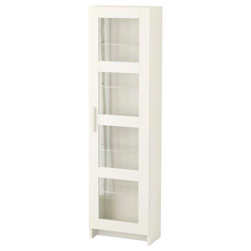 brimnes vitrin beyaz 39x142 cm ikea oturma odalar. Black Bedroom Furniture Sets. Home Design Ideas