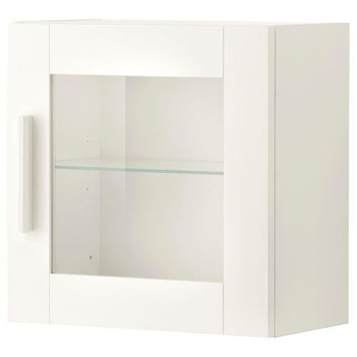 Brimnes duvar dolab beyaz 39x39 cm ikea tv dolap sistemleri for Meuble 80x40