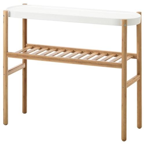 satsumas i eklik bambu beyaz 70 cm ikea ev dekorasyonu. Black Bedroom Furniture Sets. Home Design Ideas