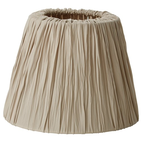 HEMSTA lamp shade beige 20 cm  IKEA Lighting