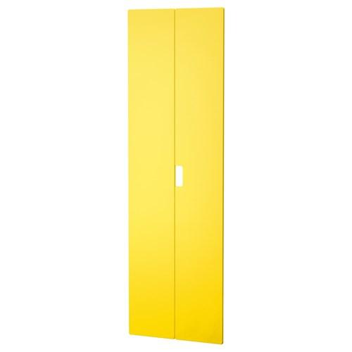 stuva malad door yellow 60x192 cm ikea children 39 s ikea. Black Bedroom Furniture Sets. Home Design Ideas