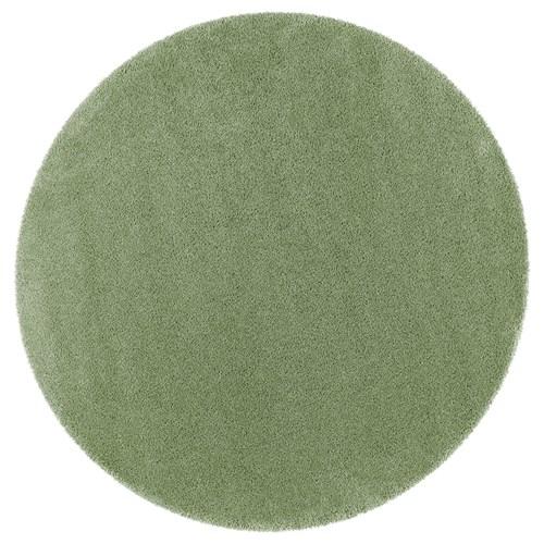 Ikea Round Rug Adum: ADUM Rug Light Green 195 Cm