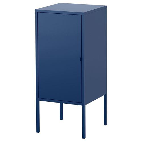 Lixhult Cabinet: LIXHULT Cabinet Dark Blue 35x60 Cm