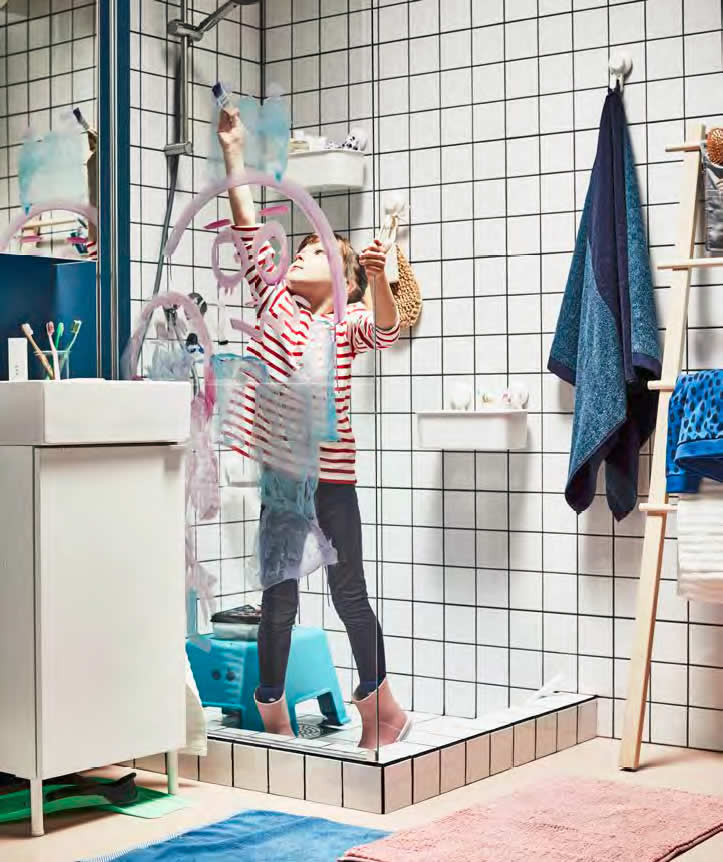 IKEA - Ideas- Three ways to let your child get creative with paint
