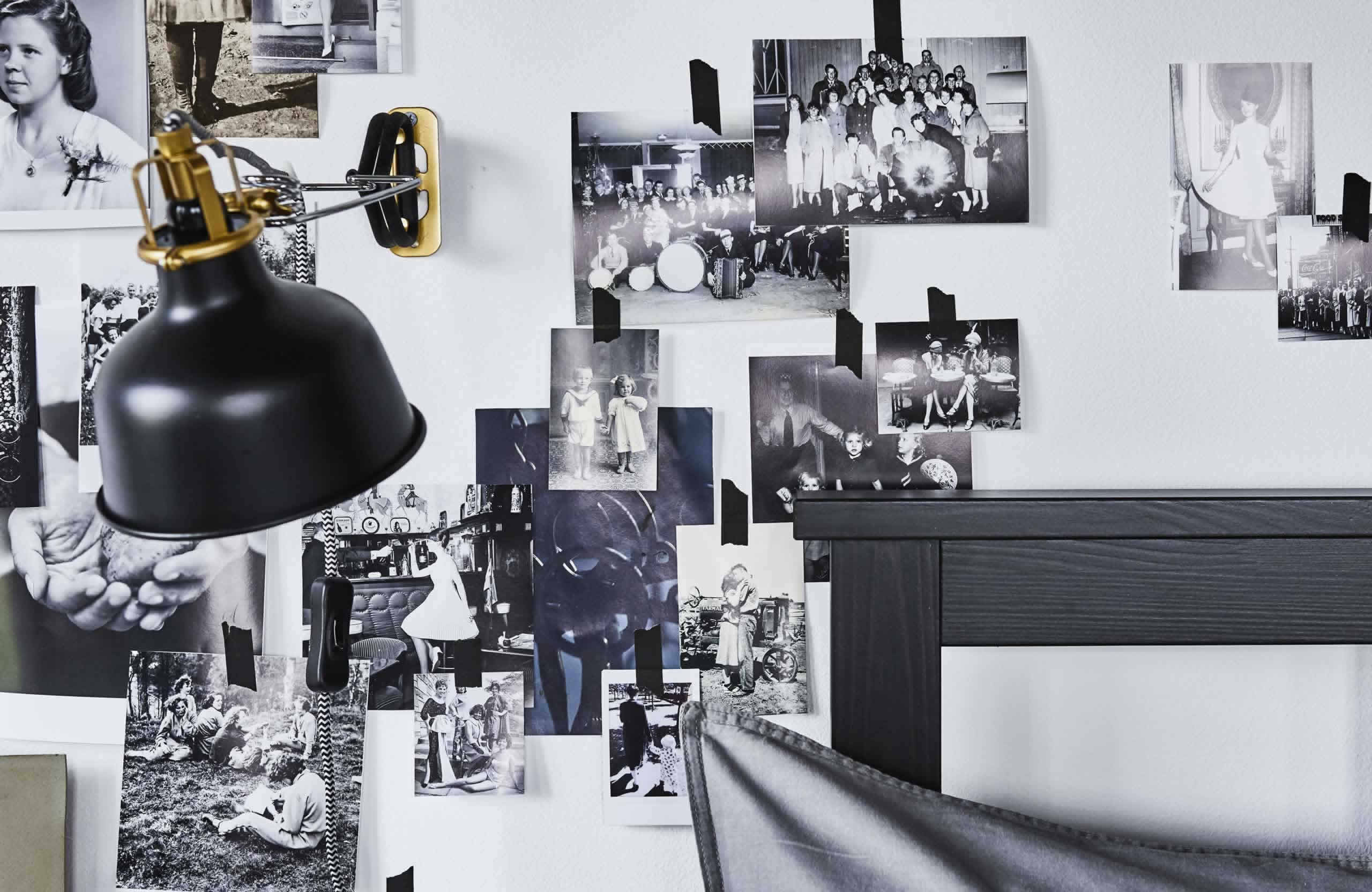 IKEA Ideas - 3 ways to decorate with photos