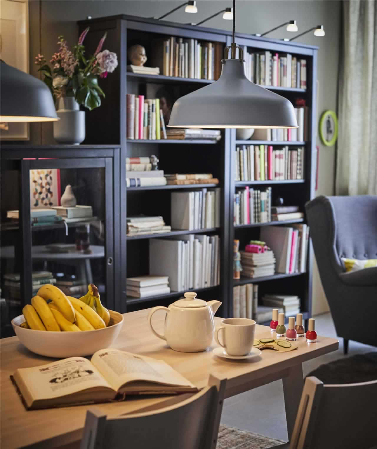 IKEA Ideas - A few easy ways to light up your life
