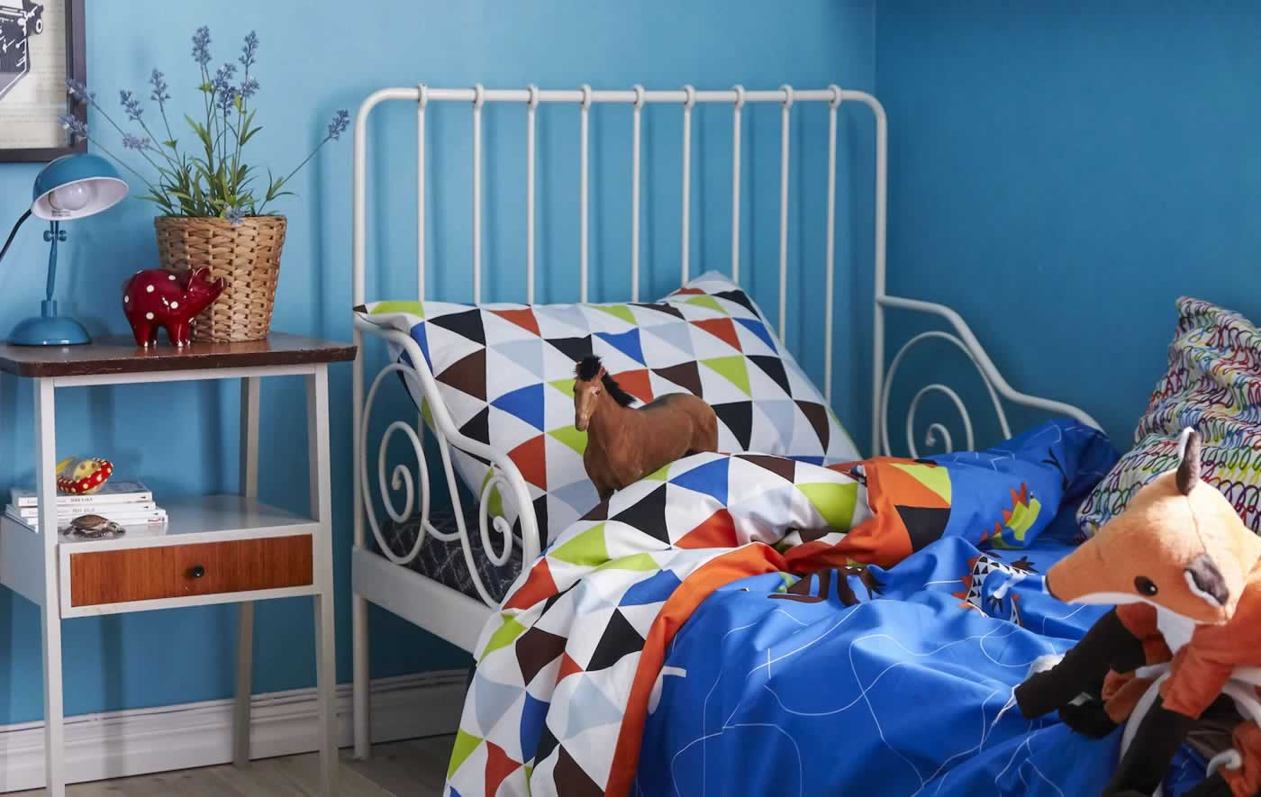 IKEA Ideas - A kid's room to inspire young imaginations