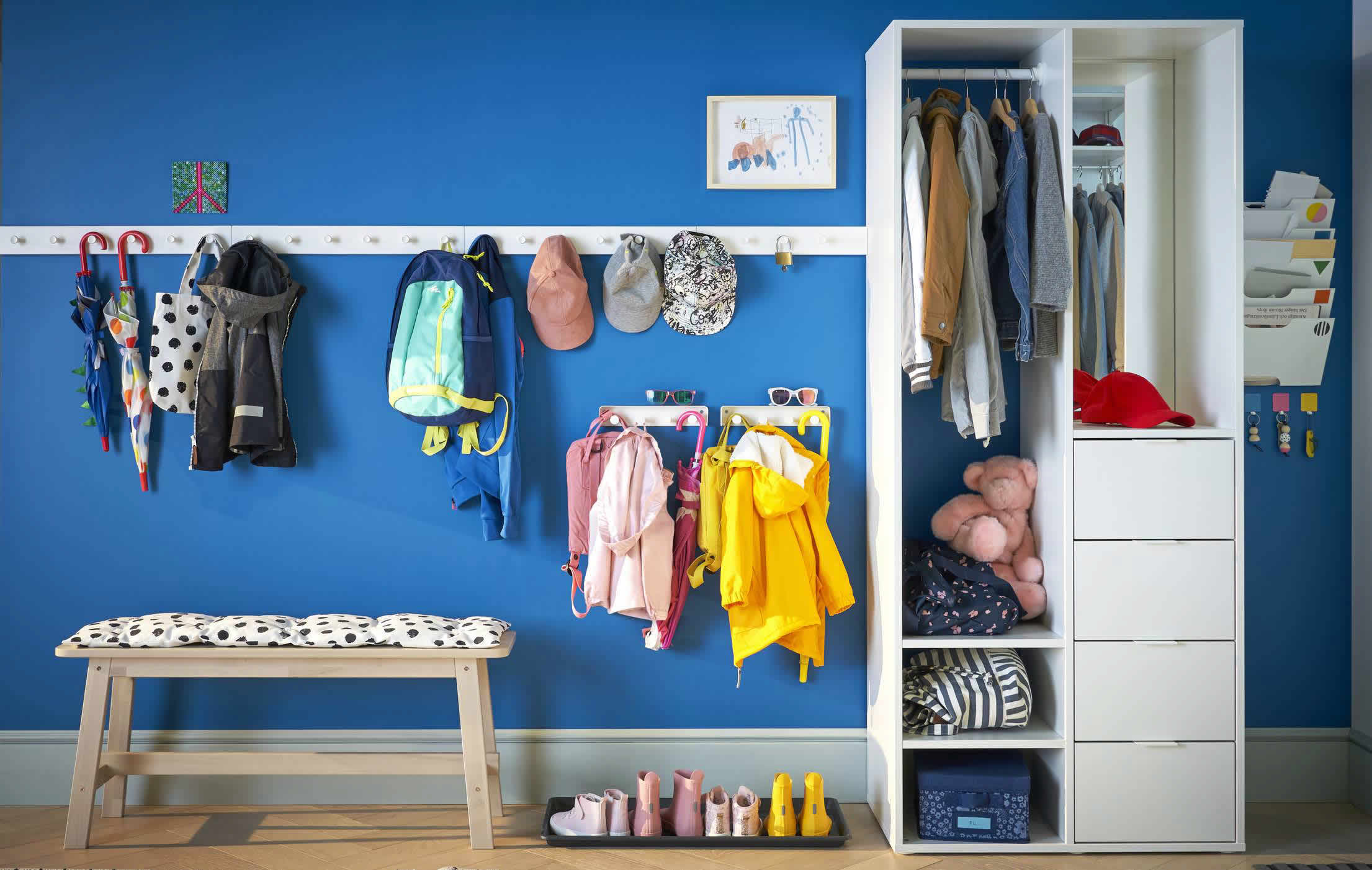 IKEA Ideas - Adapting a small home as your family grows
