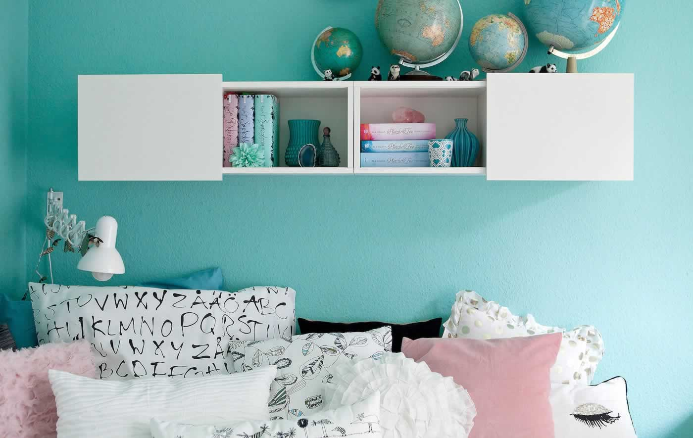 IKEA Ideas - Bedroom update: space for a teenager