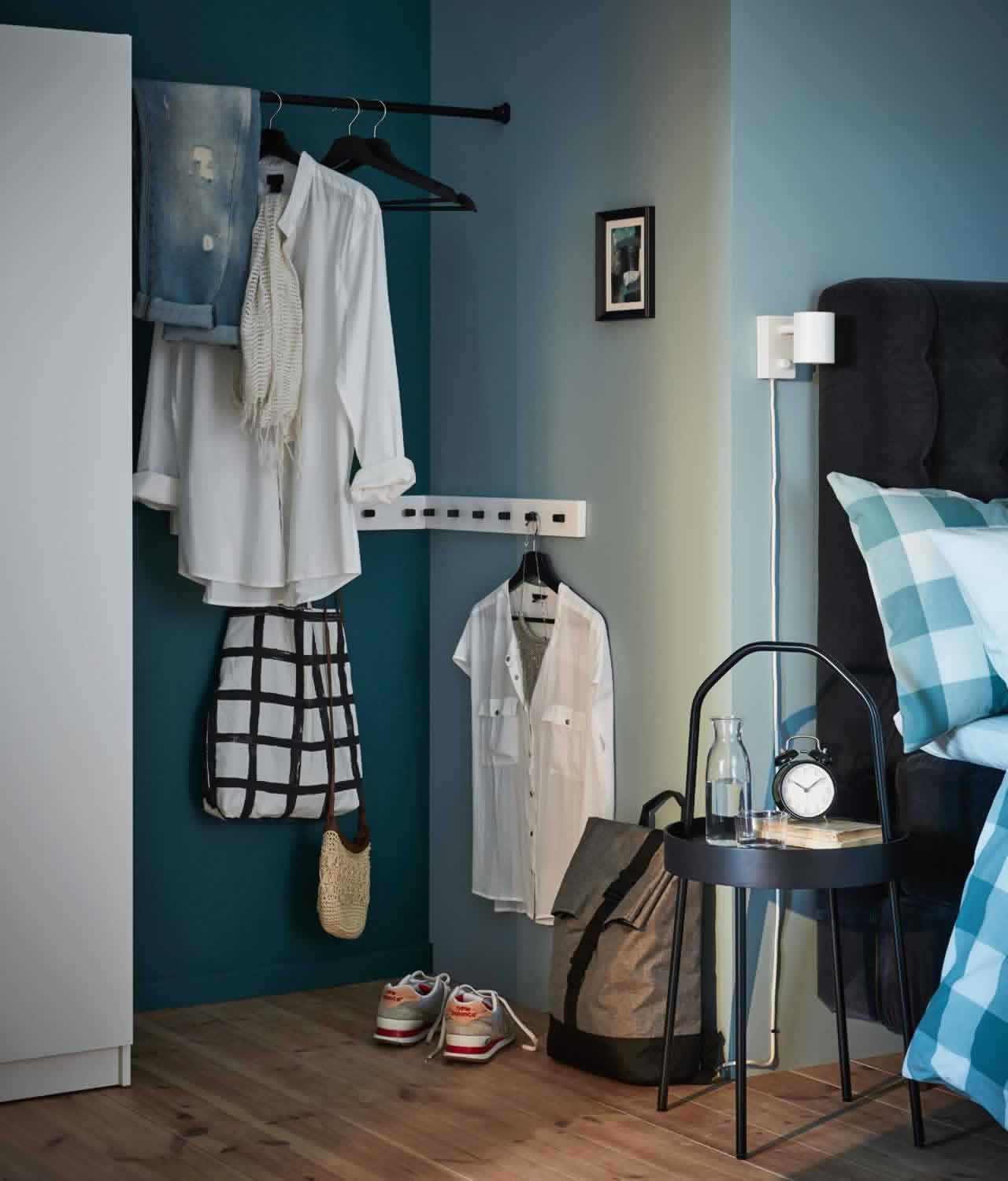 IKEA Ideas - Bring your corners out of the corner