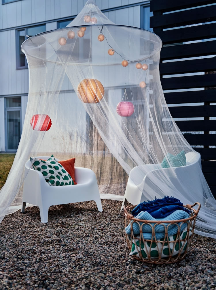 IKEA Ideas - Embracing the eating-outdoors season