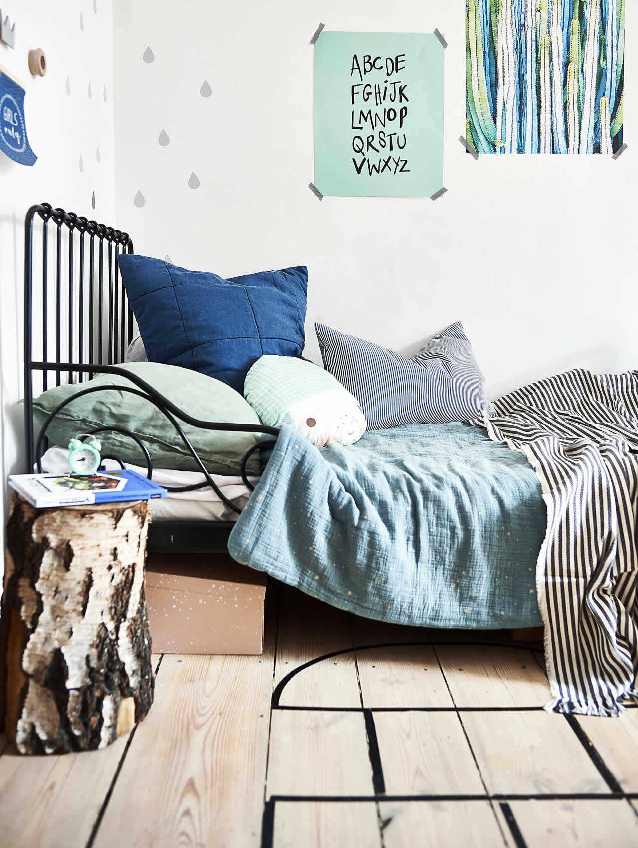 IKEA Ideas - Home visit: create a dream kid's room