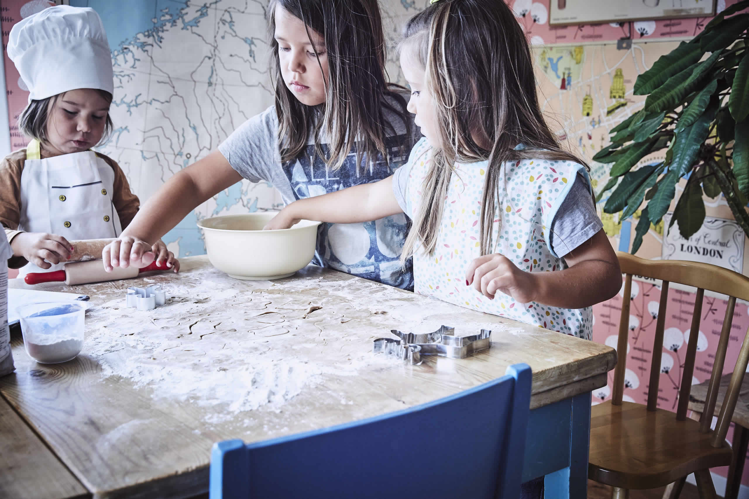 IKEA Ideas - Home visit: easy gingerbread baking for kids