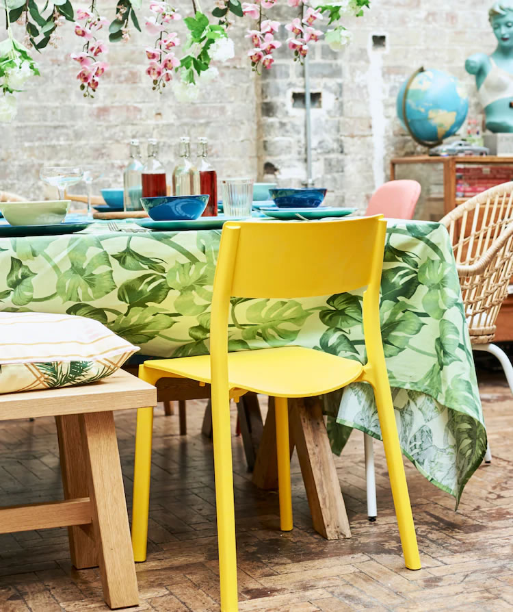 IKEA - İyi Fikirler - Table deco ideas for a summer party
