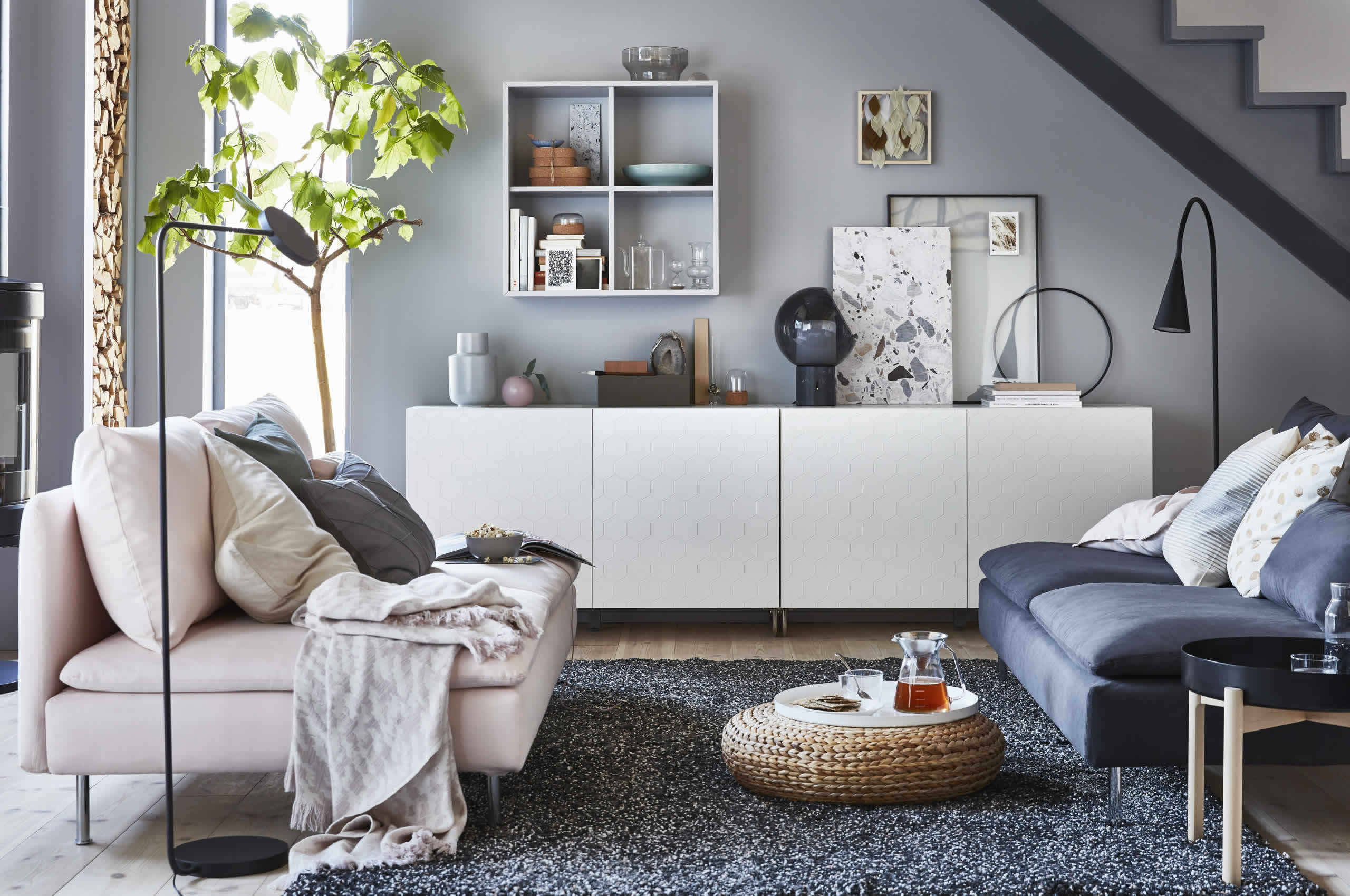 IKEA Ideas - How to style your storage