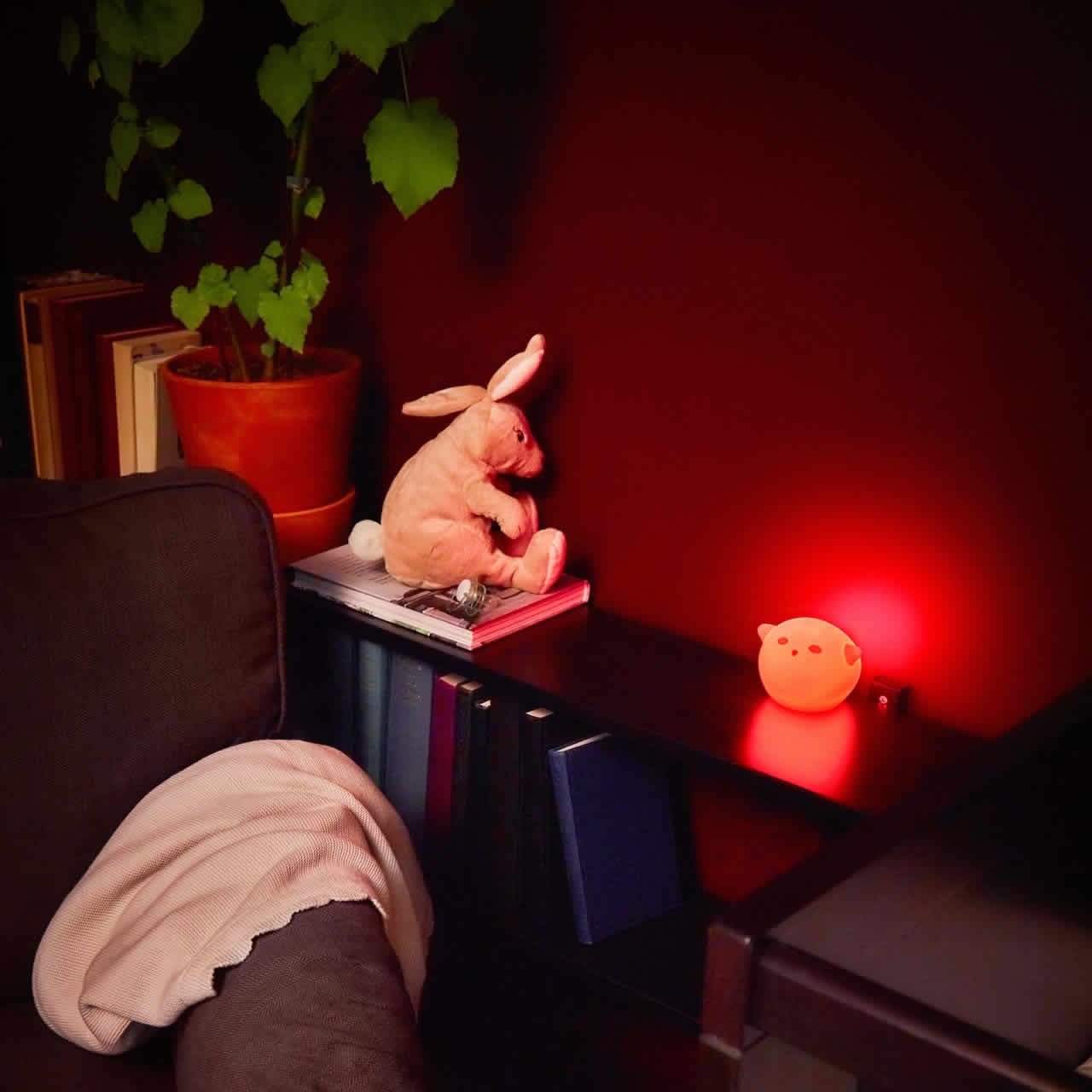 IKEA Ideas - Life in light: Late nights with baby
