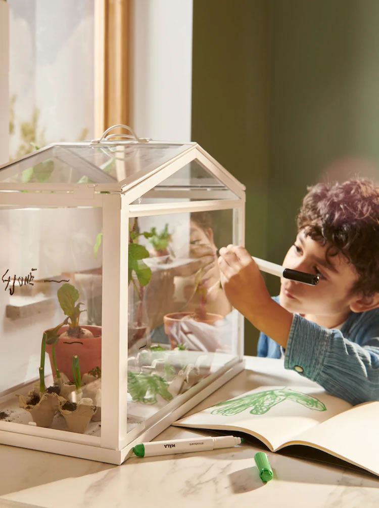 IKEA Ideas - Let the growing season activate your child