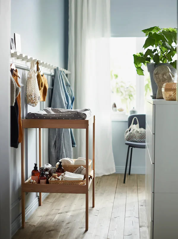 IKEA Ideas - Making room for your new plus-one
