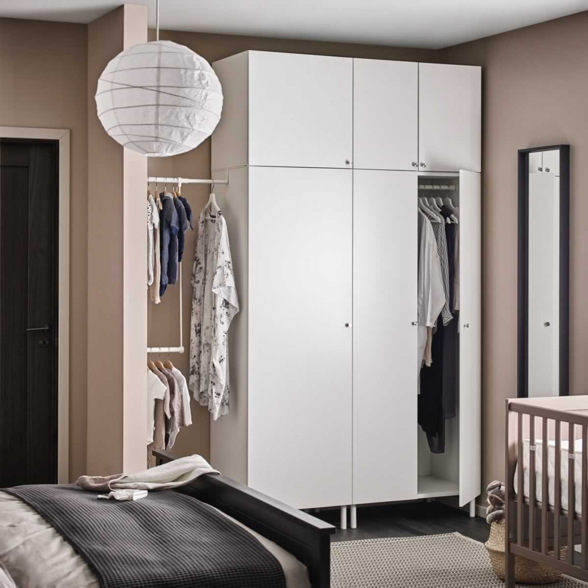 IKEA Ideas - PLATSA: flexible storage that works in small spaces