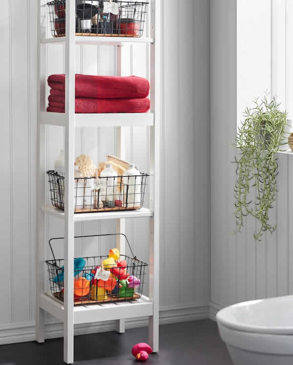 IKEA - Ideas - Simple ideas that make your bathroom grow