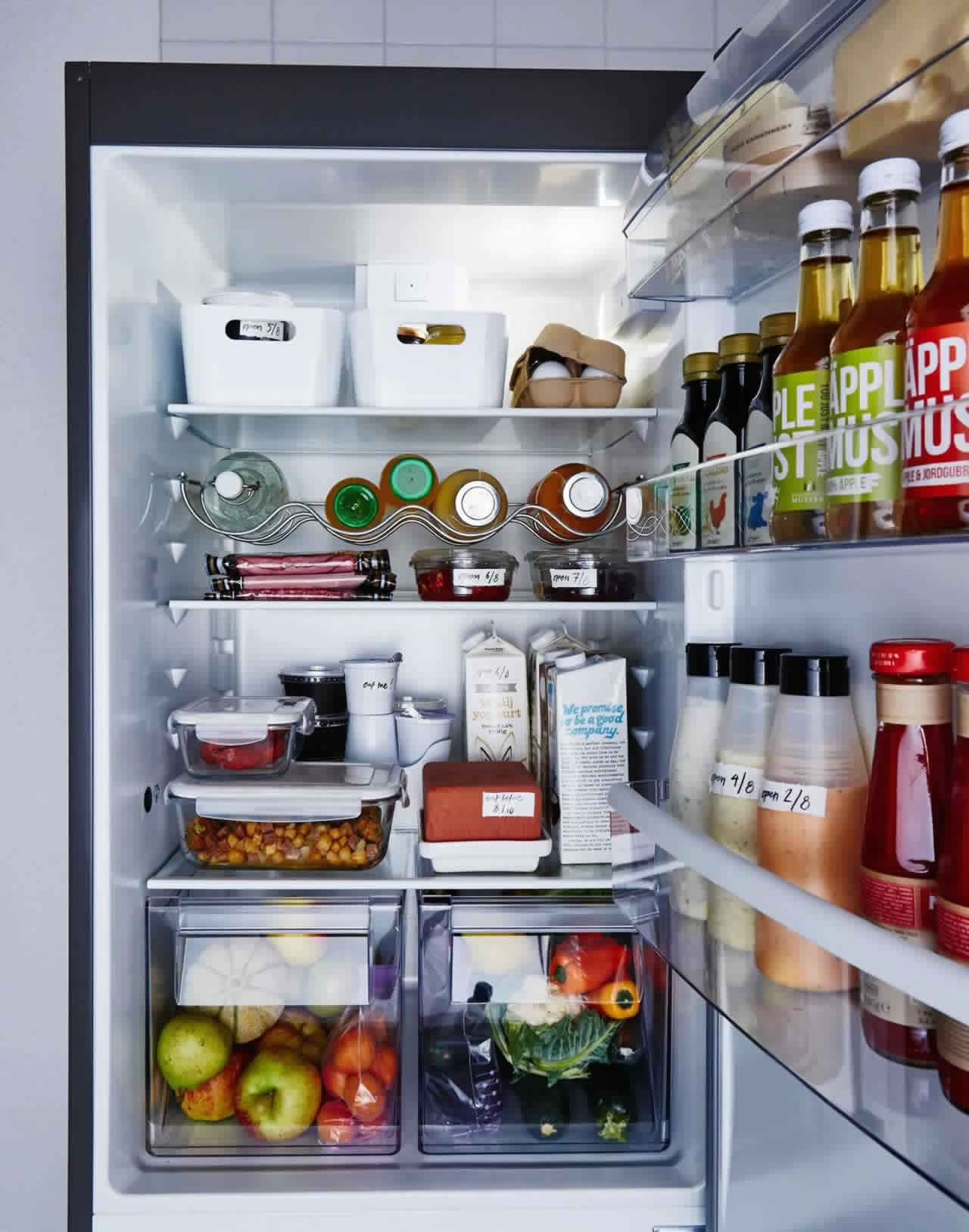 IKEA Ideas- Super smart ways to store your food