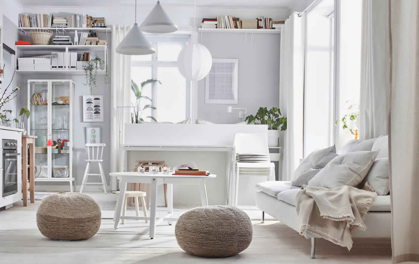 IKEA Ideas - The everything room