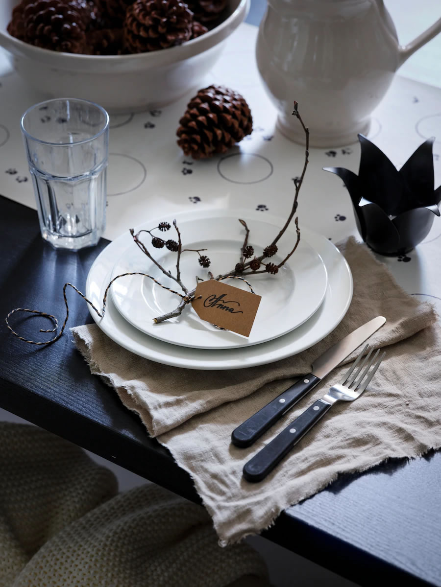 IKEA - Ideas - The perfect, play-filled festive table