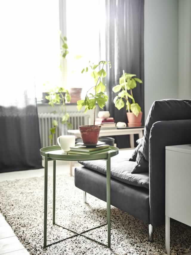 IKEA Ideas - A soothing home to relax in