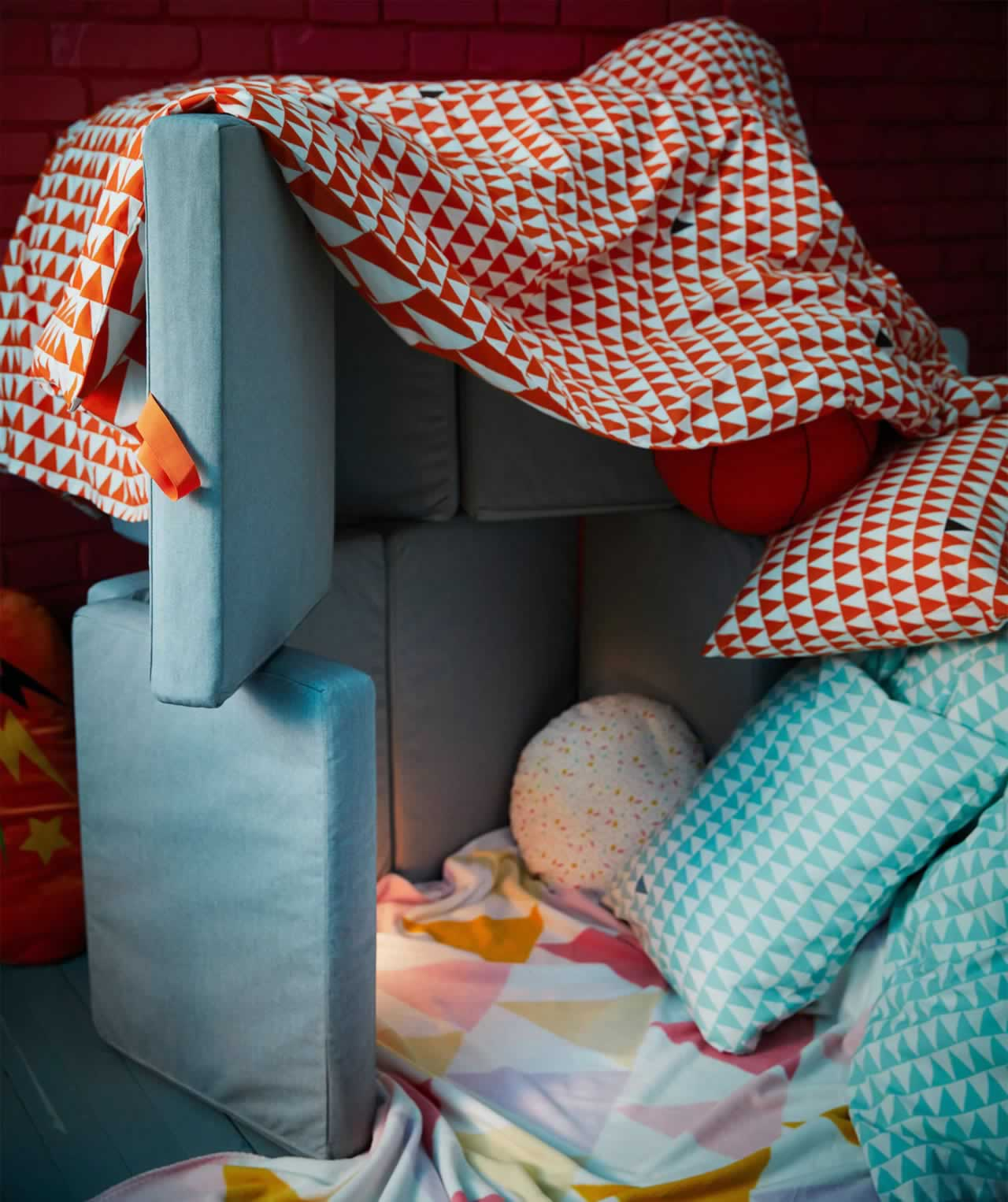 IKEA Ideas - Tips for a playful children's sleepover