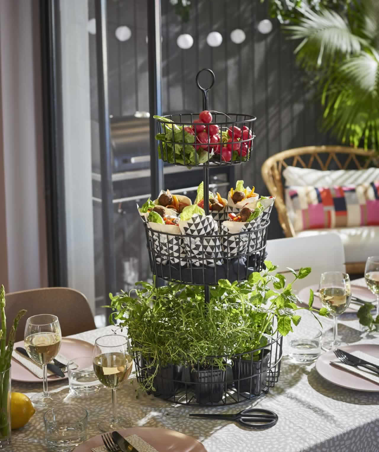 IKEA Ideas - Tips for a successful outdoor party