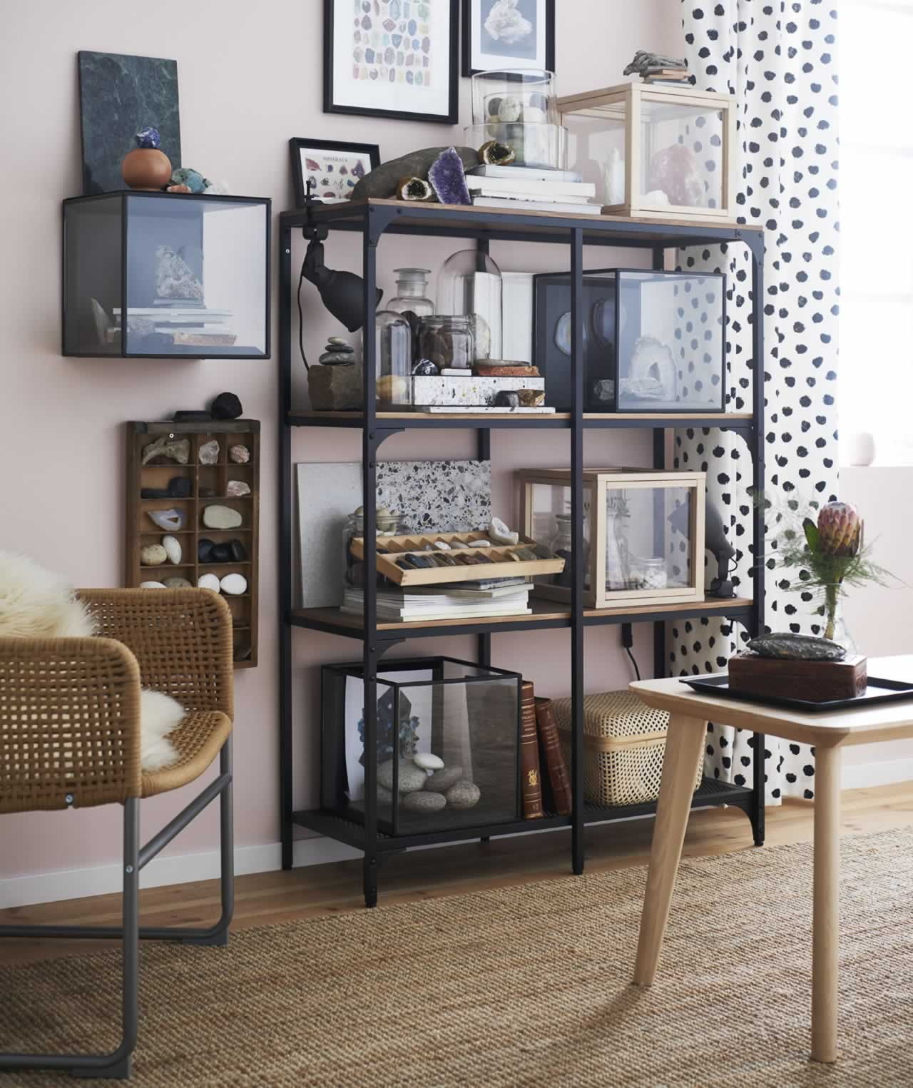 IKEA Ideas - Your shelf, your self
