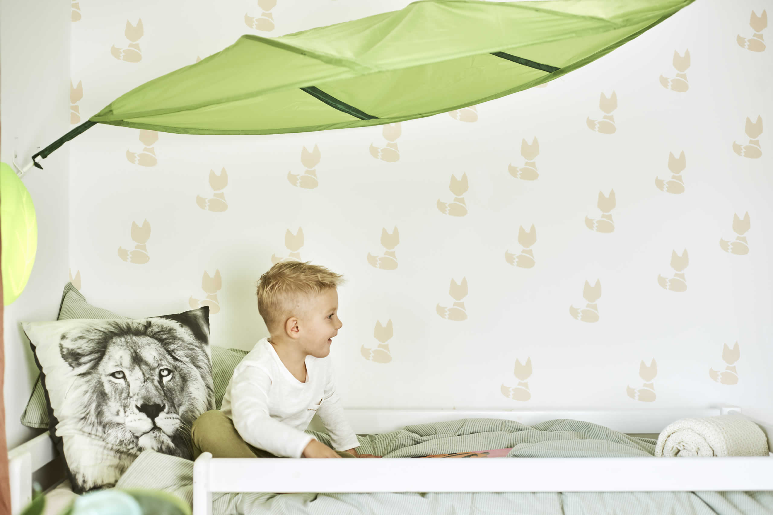 IKEA İyi Fikirler - Ideas to cosy up a child's room
