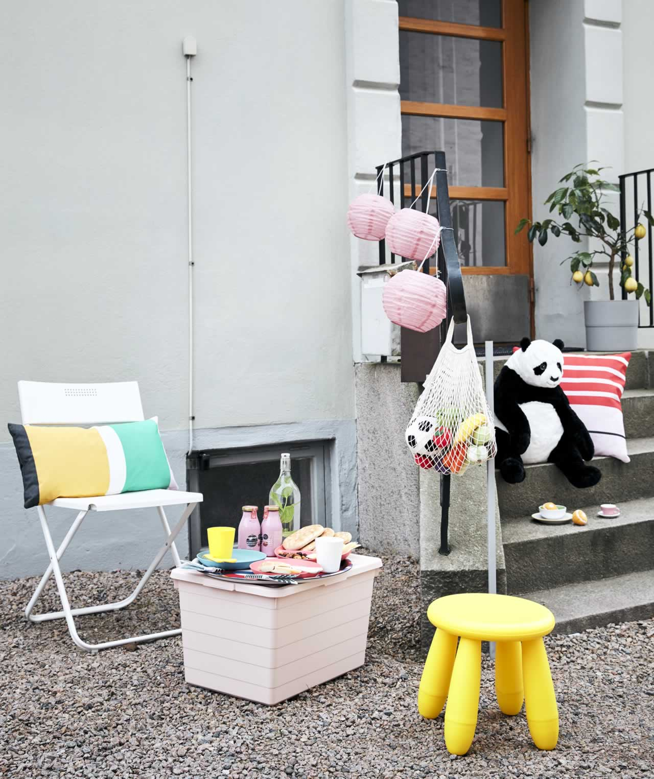 IKEA Ideas - Create your own pop-up garden in the city