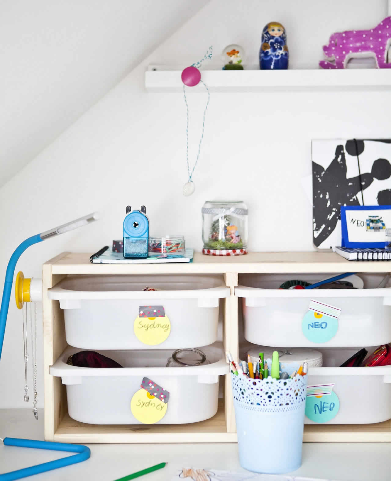 IKEA Ideas - Home visit: Ideas for a shared kids' bedroom