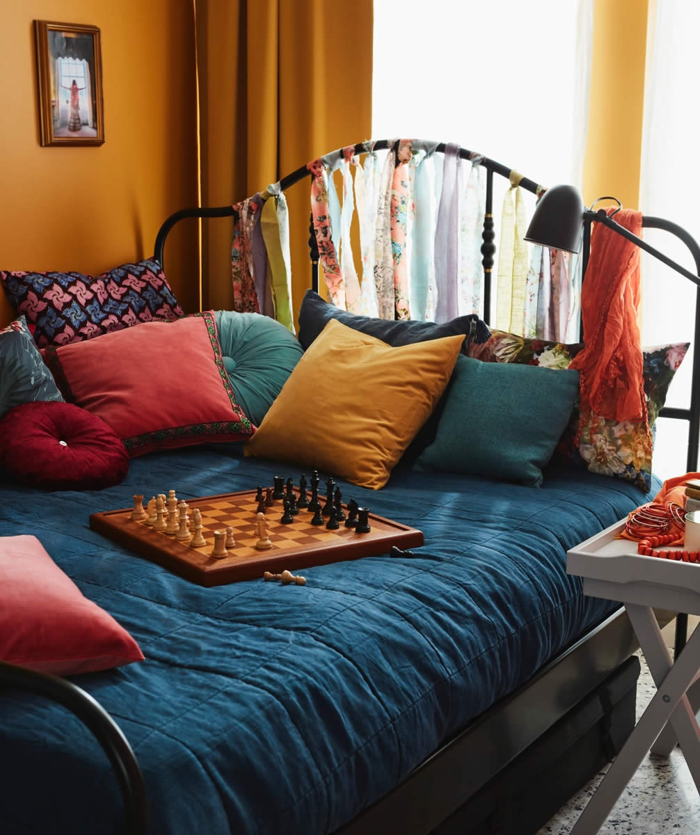 IKEA Ideas - Using your bed as more than a bed